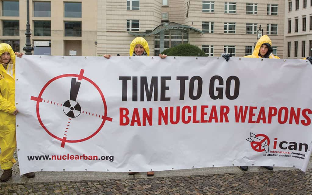 New Vigor for Nuclear Ban