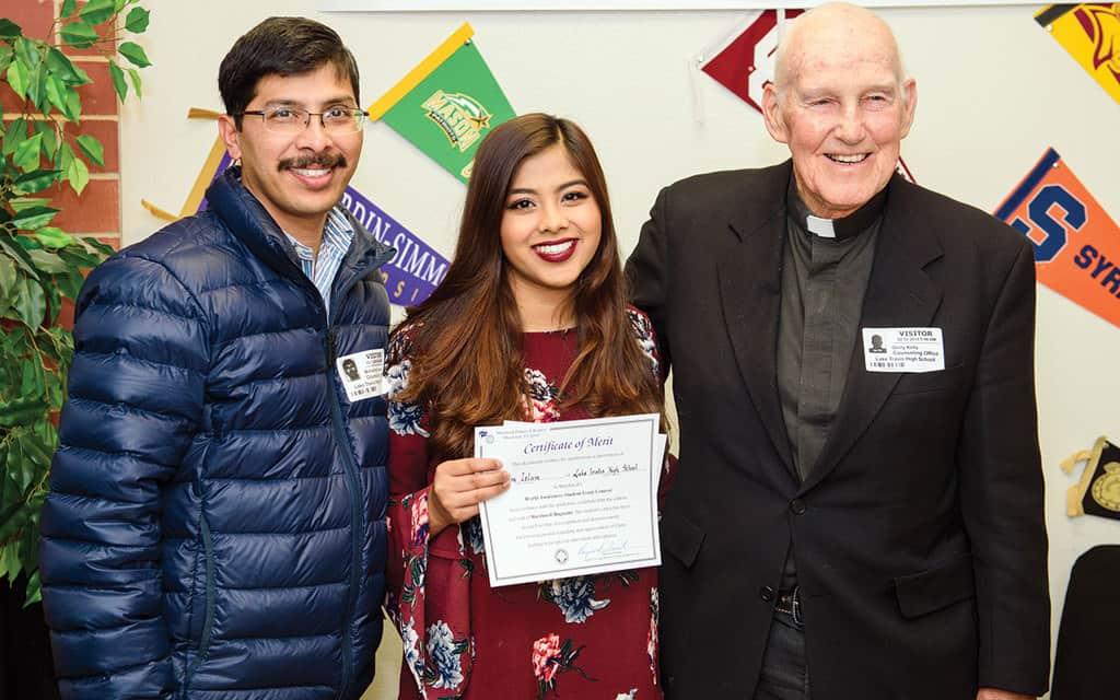Student Essay Winners 2017