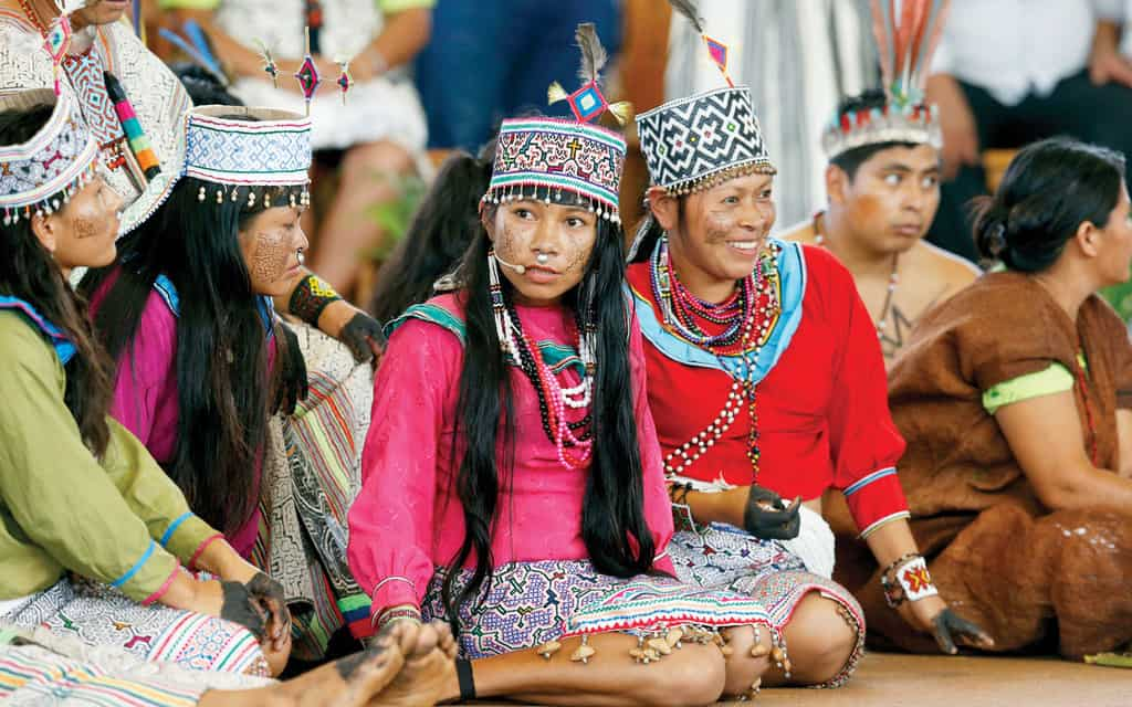 Protect the Amazon and its people