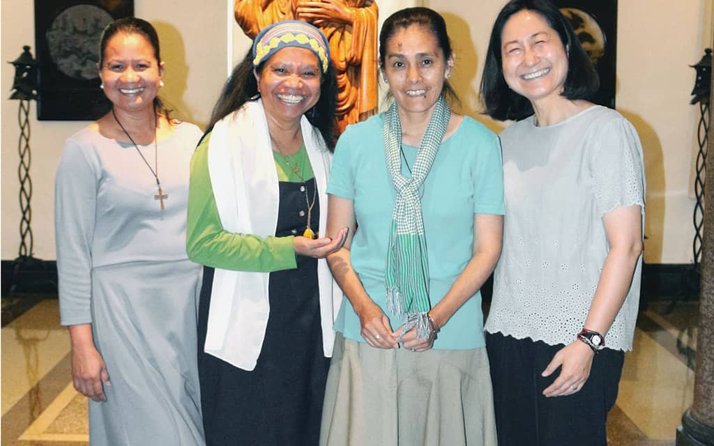 Maryknoll Sisters Commit Their Lives to Love