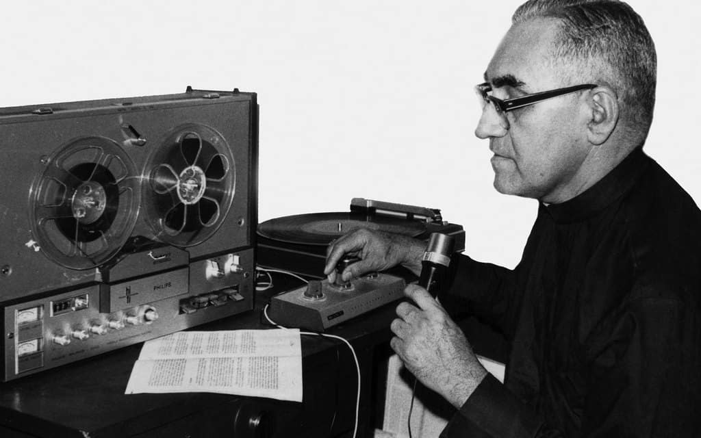 Archbishop Romero: saint for the world