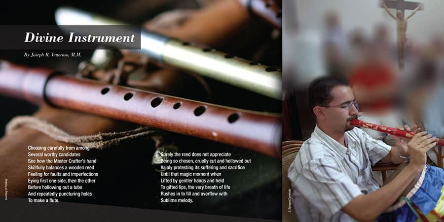 Divine Instrument, By Joe Veneroso, Maryknoll Magazine