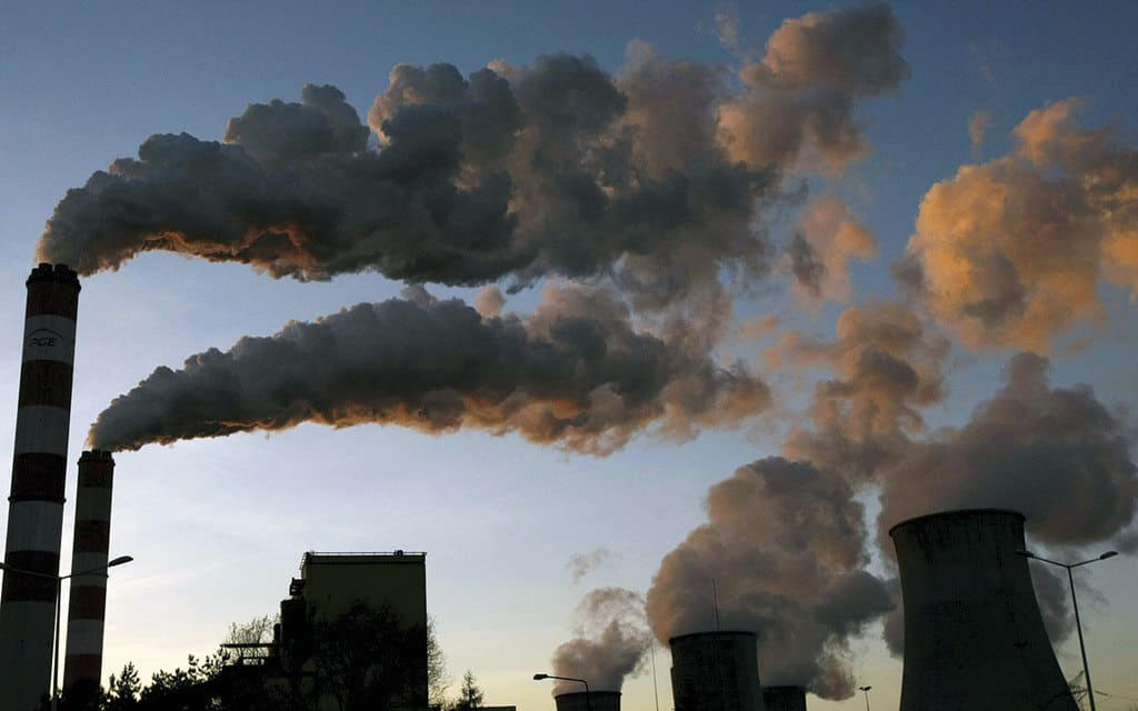 Catholics are still in for climate accord