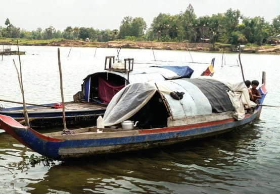 Bittersweet Tears In Cambodia