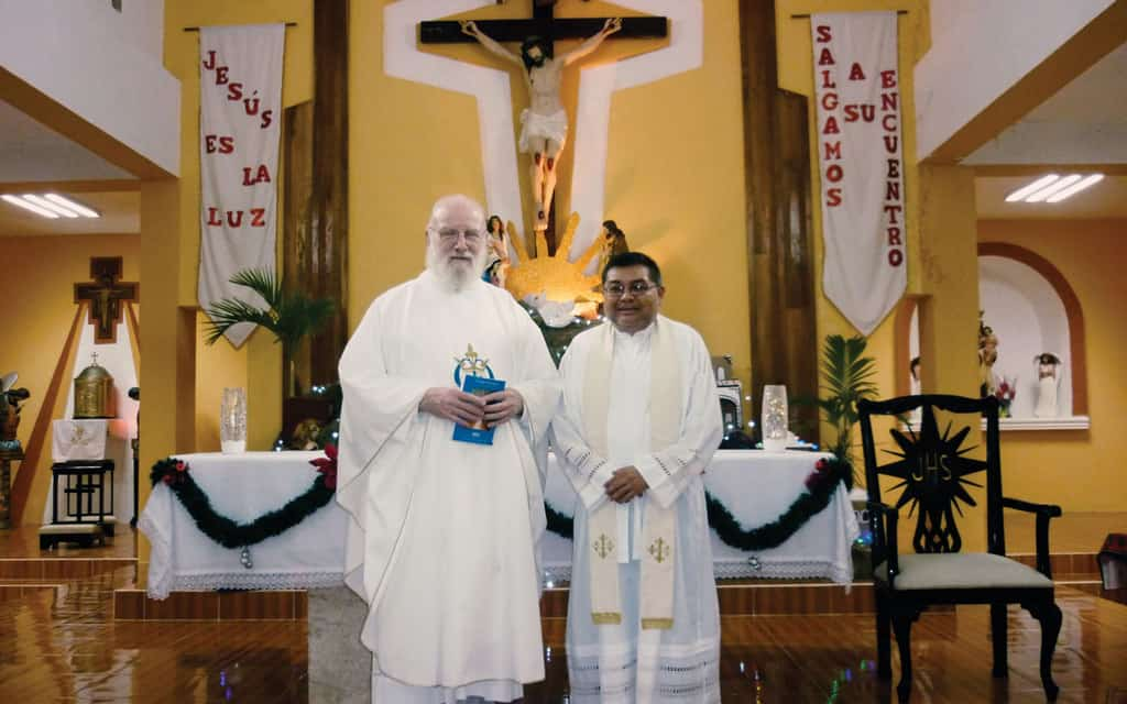 Maryknoll Legacy Alive in Yucatán, Mexico