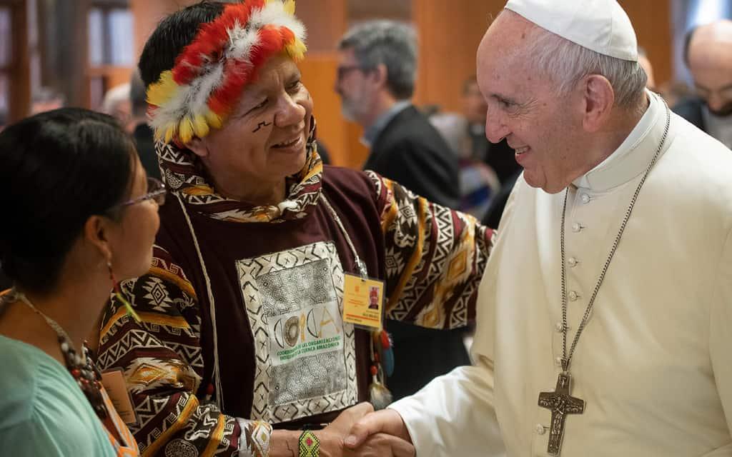 Indigenous Culture May Enrich Liturgy