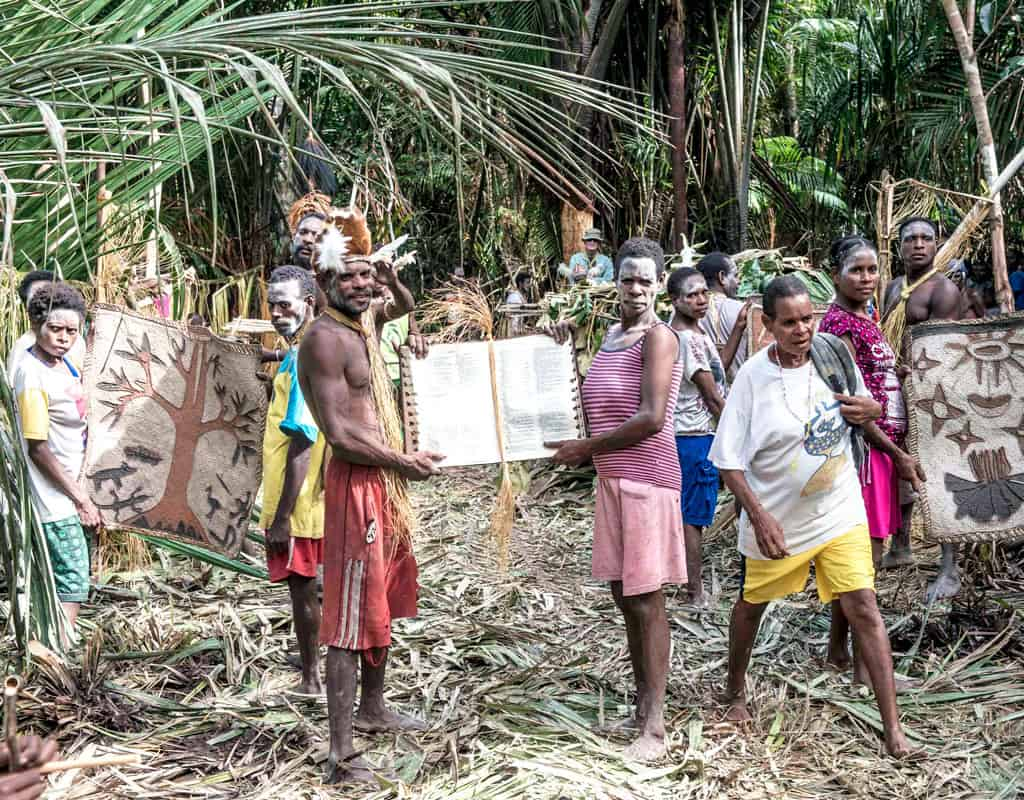 Empowering People in West Papua