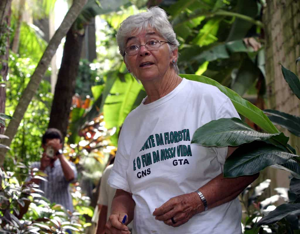 Brazil remembers Sister Dorothy Stang