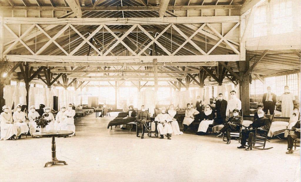 Nuns were heroes in 1918 pandemic