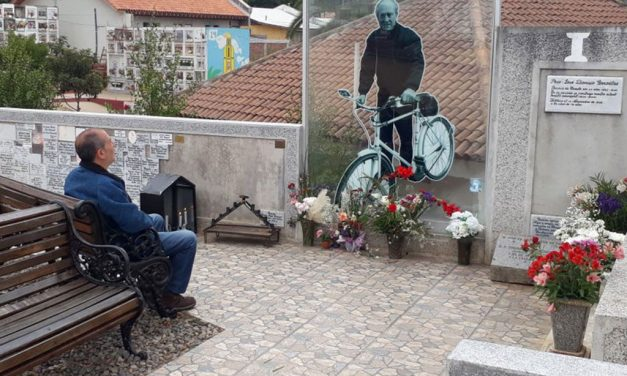 Father Cappel: Saint on a bicycle