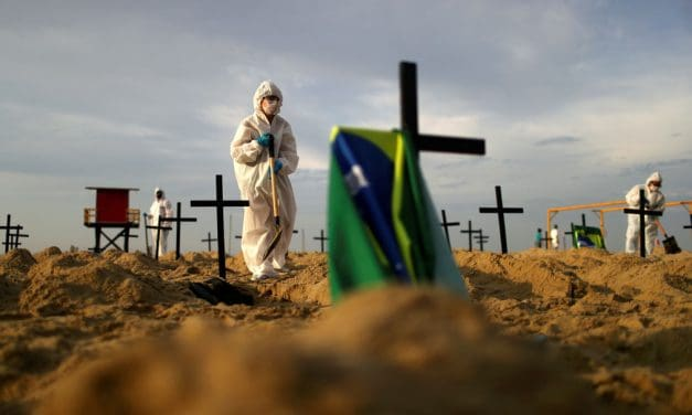 Sao Paulo Church protects lives in pandemic
