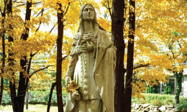 St. Kateri of the Woods