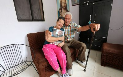 Social isolation keeps elders safe but lonely