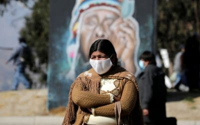 Bolivian bishops to protesters: Stop using pandemic for political purposes
