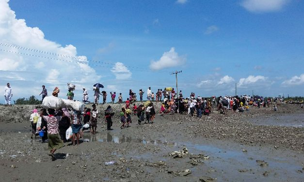 Fleeting hope and increasing despair for Rohingya refugees