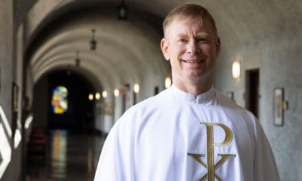 New Maryknoll Priest Is Ordained Despite COVID-19