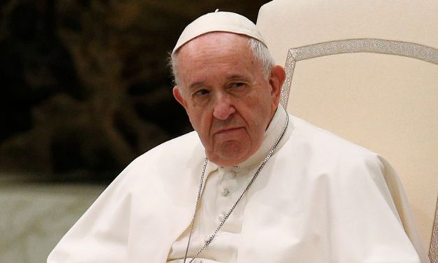 Pope Defends Marriage But Is Open to Civil Unions