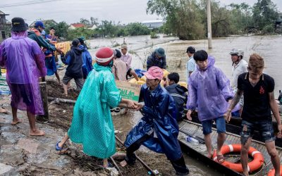 Vietnamese Dioceses Struggle to Help Victims of Major Floods