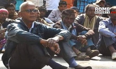 Indian Opposition Parties, U.N. Official Protest Elderly Jesuit's Arrest