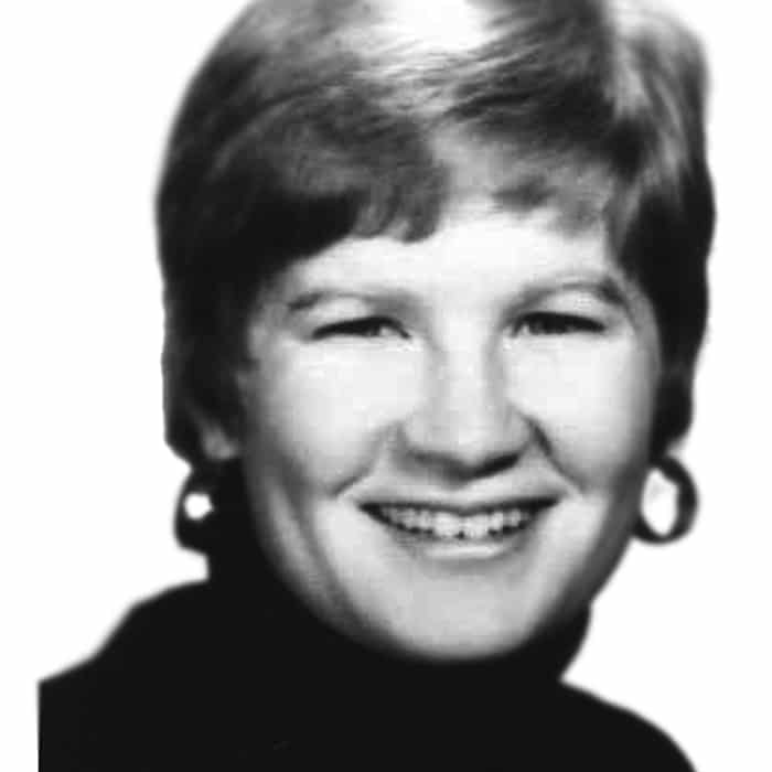 Lay Missioner Jean Donovan was a member of the Cleveland Diocese mission team in El Salvador. (Ursuline Sisters of Cleveland Archives)
