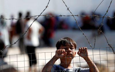 At Jesuit Event, Biden Says He Will Raise Refugee Cap