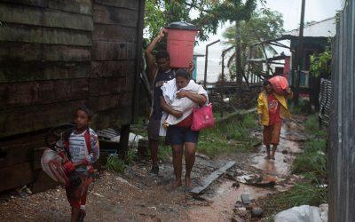 Second Hurricane in Two Weeks Hits Nicaragua