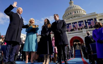 Biden's Inaugural Address Calls Americans to Unity