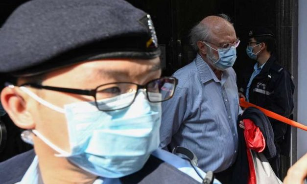 Pro-Democracy Figures Arrested in Hong Kong