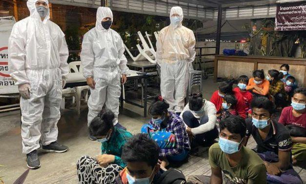 Rohingya Asylum Seekers Find No Refuge in Thailand
