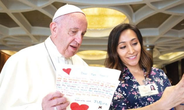 The Church Establishes the First Advisory Body of Young People