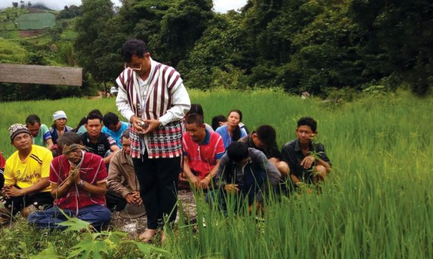 Rediscovering Tribal 'Earth Wisdom'
