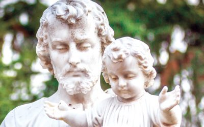 St. Joseph: Patron of Dreamers and Discerners