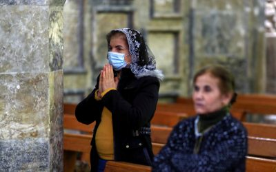 Pope Sees Iraq Trip During Pandemic as Sign of Love, Spokesman Says