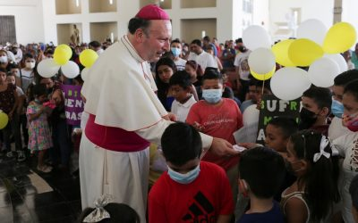 Nuncio Tells Beleaguered Mexican Town of Aguililla: The Church Is with You