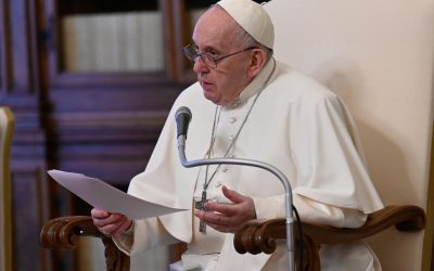 Christian Meditation Is Path to Christ, Pope Says