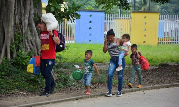 Catholic Groups in Colombia Mobilize to Help Latest Venezuelan Refugees