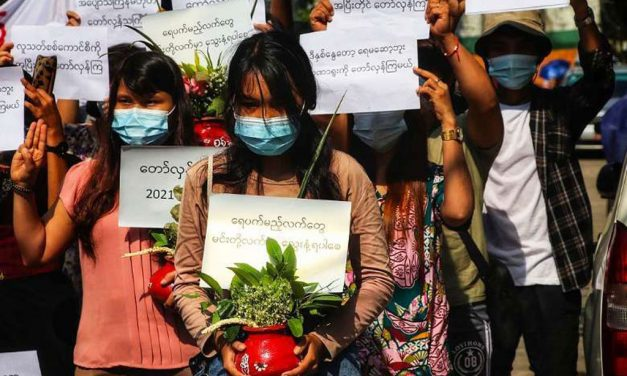 UN Warns Myanmar Faces 'Full-Blown Conflict' like Syria