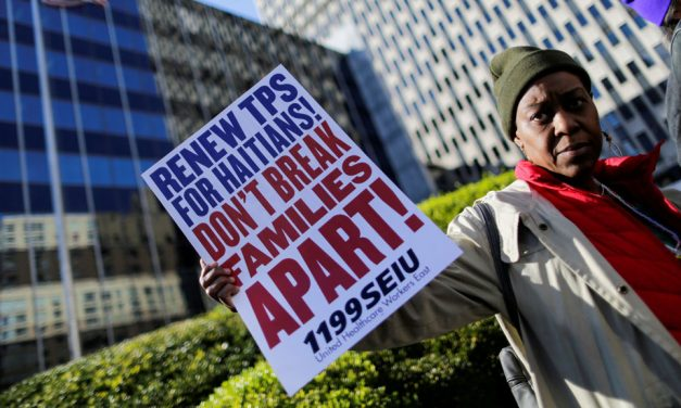 Haitians Granted Reprieve with Immigration Extension to Stay in U.S.