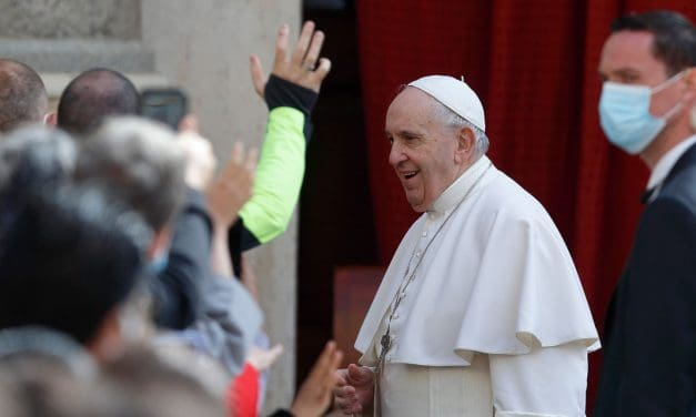 Perseverance Is Necessary in Prayer, Pope Francis Says
