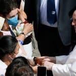 Jesus Prays for Everyone Always, Pope Says