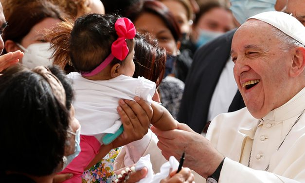 Pope Begins Series on Letter to the Galatians