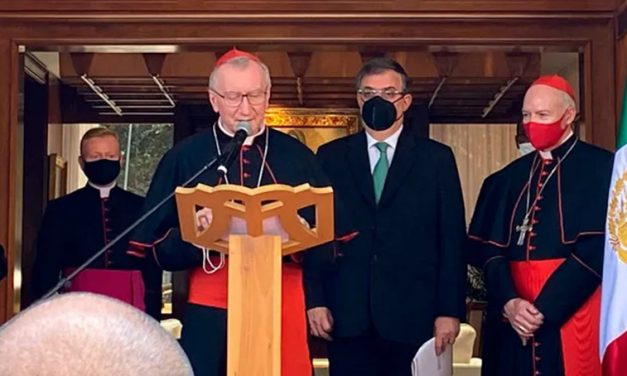 Vatican Official, in Mexico, Urges End to Divisions, Violence