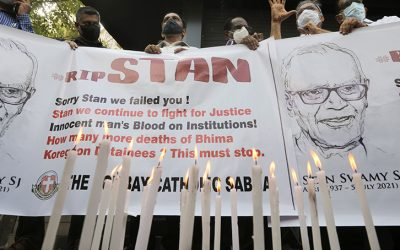 Jesuit Imprisoned on 'Terrorism Charges' Dies in India
