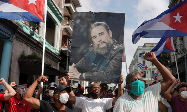 Christian Group Calls for Free Election Amid Rare Protests in Cuba