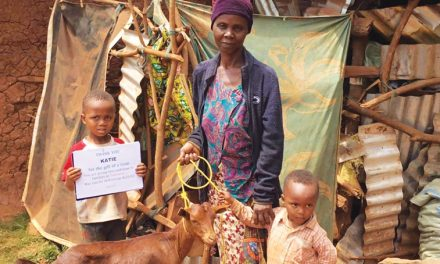 Hope on Hooves Helps Tanzanians