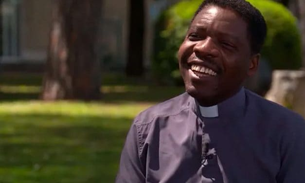 From Child Soldier to Catholic Priest: South Sudanese Cleric Who Lives to 'Give Hope'