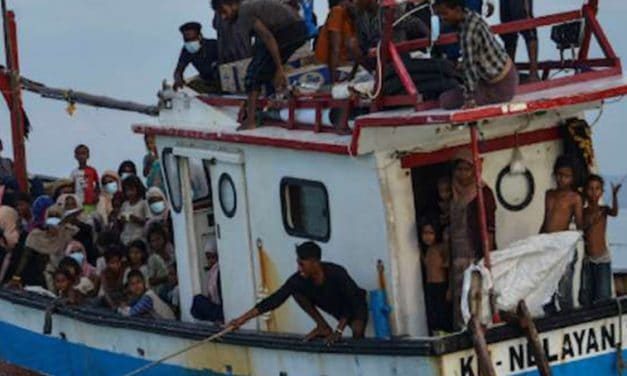 2020 Deadliest Year for Rohingya Refugees at Sea