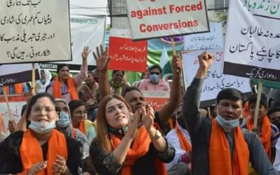 Christians Fight Forced Conversions in Pakistan