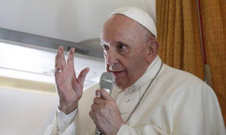 Pope: Bishops Must Handle Communion Debate as Shepherds, Not with Censures
