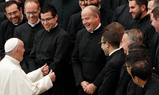 In Christ, Great Sinners Can Become Great Saints, Pope Says